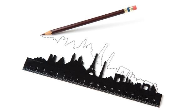 Skyline Ruler