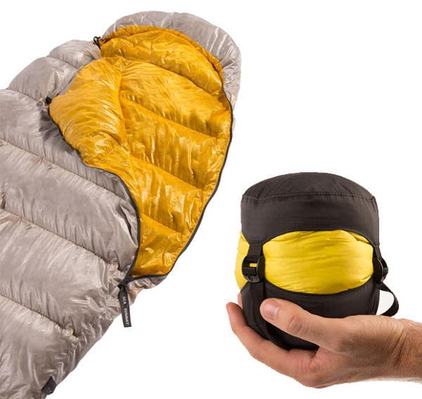 Sea to Summit's Spark Spl Sleeping Bag