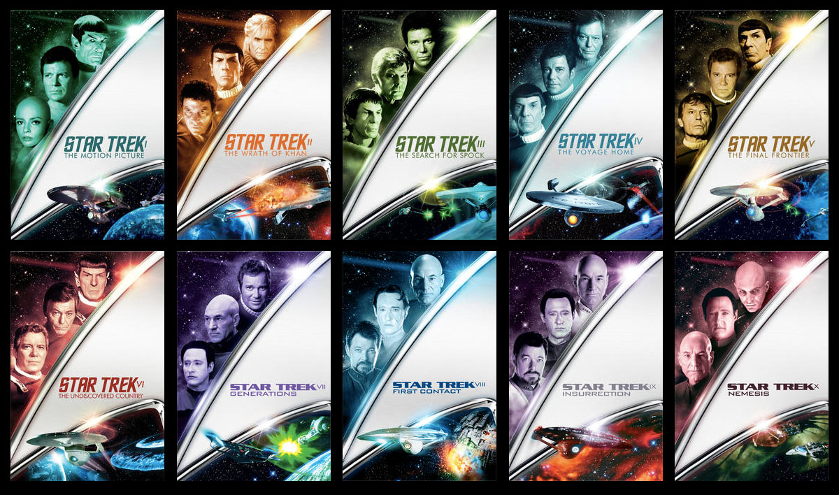 Deal: All 10 Star Trek Original Movies in HD are Just $50 on iTunes