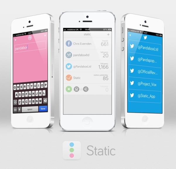 Static — Analytics for iPhone
