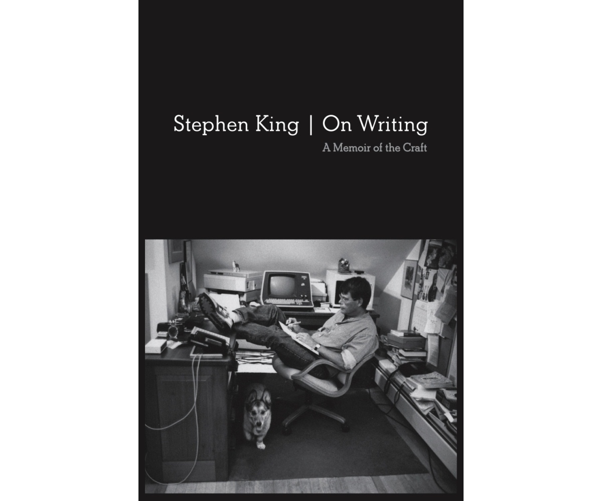 stephen king on writing download The official website for the author stephen king watch as stephen and owen king reminisce about owen's first available everywhere today on cd and for download.