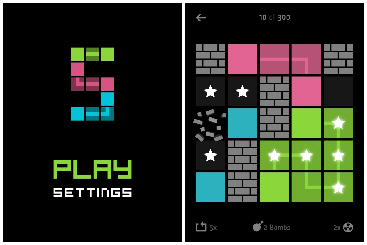 Super Squares for iOS