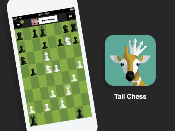 Tall Chess for iPhone