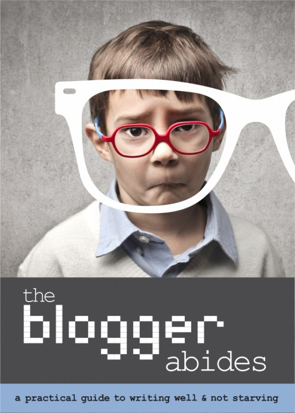 'The Blogger Abides' by Chris Higgins