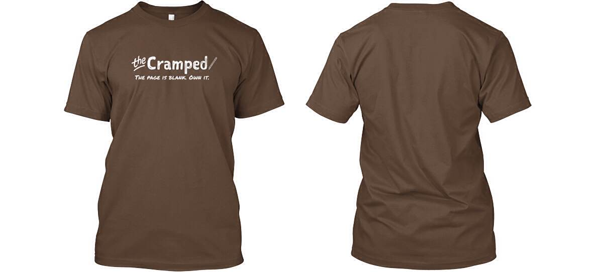 'The Cramped' T-Shirt
