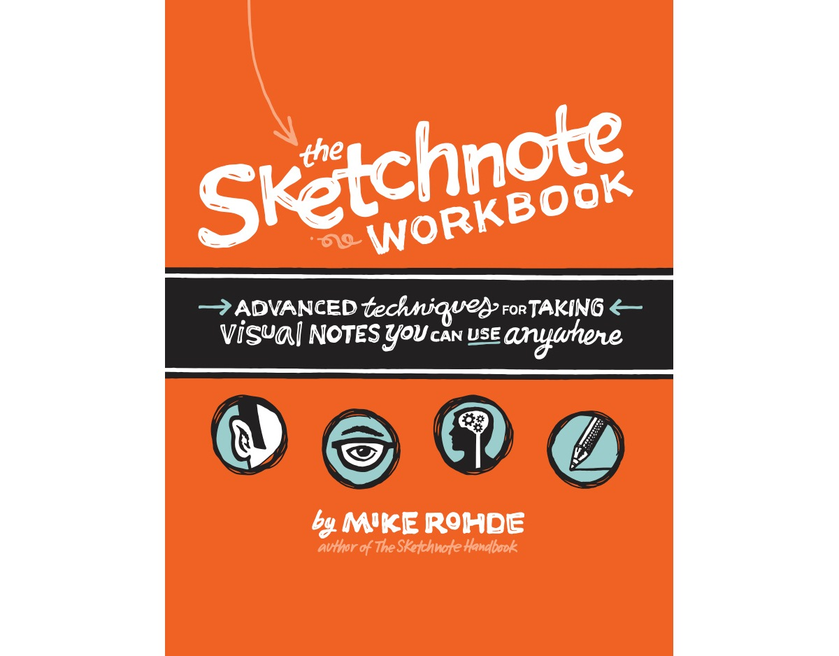 'The Sketchnote Workbook' is Here