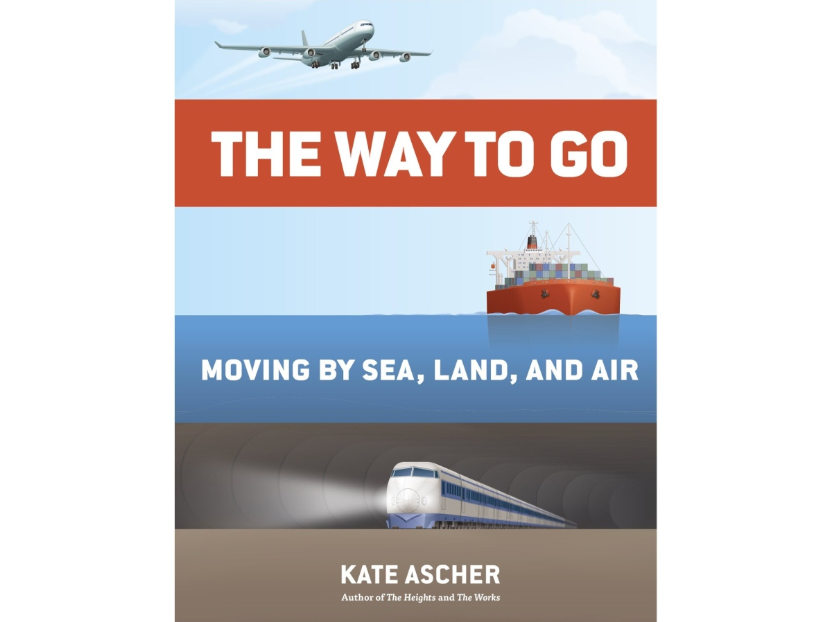 'The Way to Go' by Kate Ascher