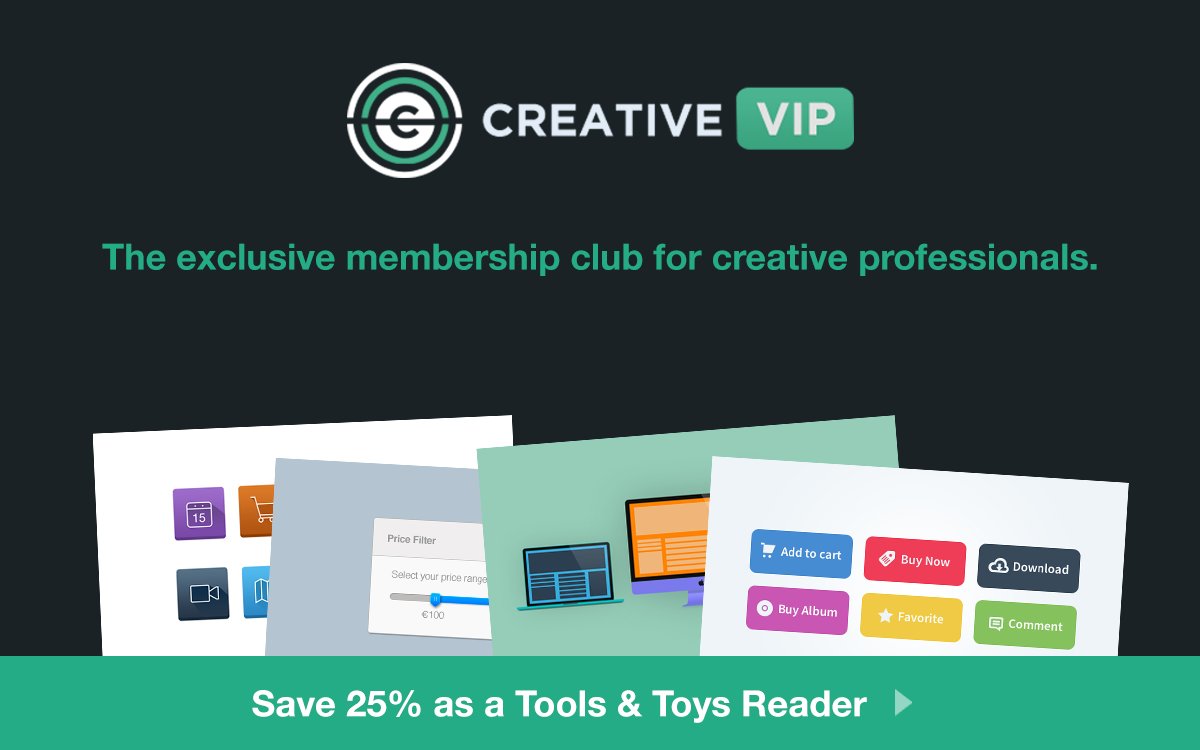 Featured Sponsor: Creative VIP