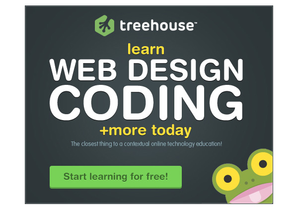 Featured Sponsor: Treehouse