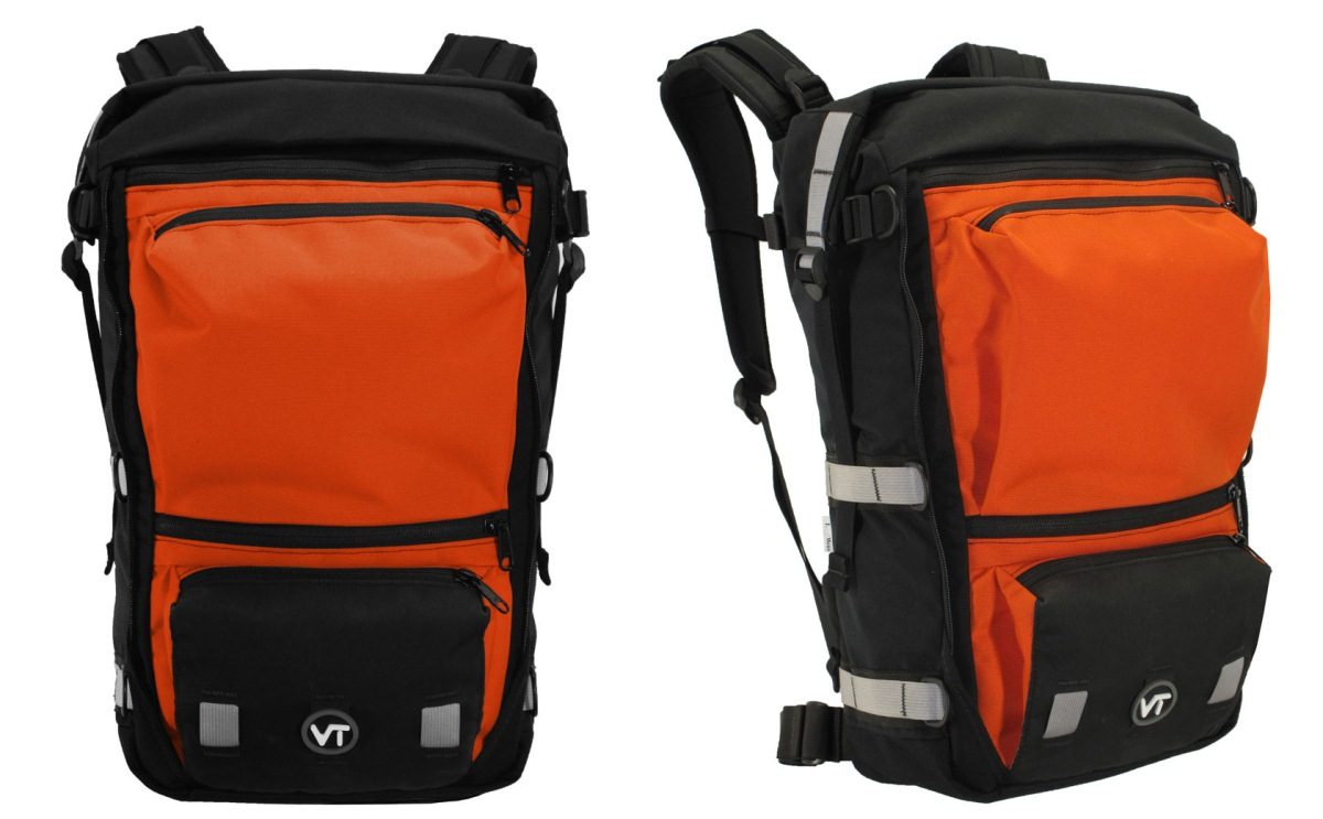 Velo Transit's Edge 30 Waterproof Backpack