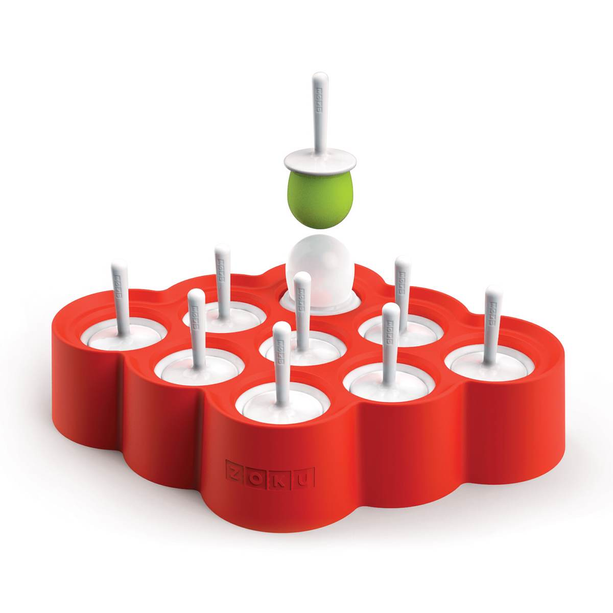 Zoku Slow Pops — Mini Pop Molds